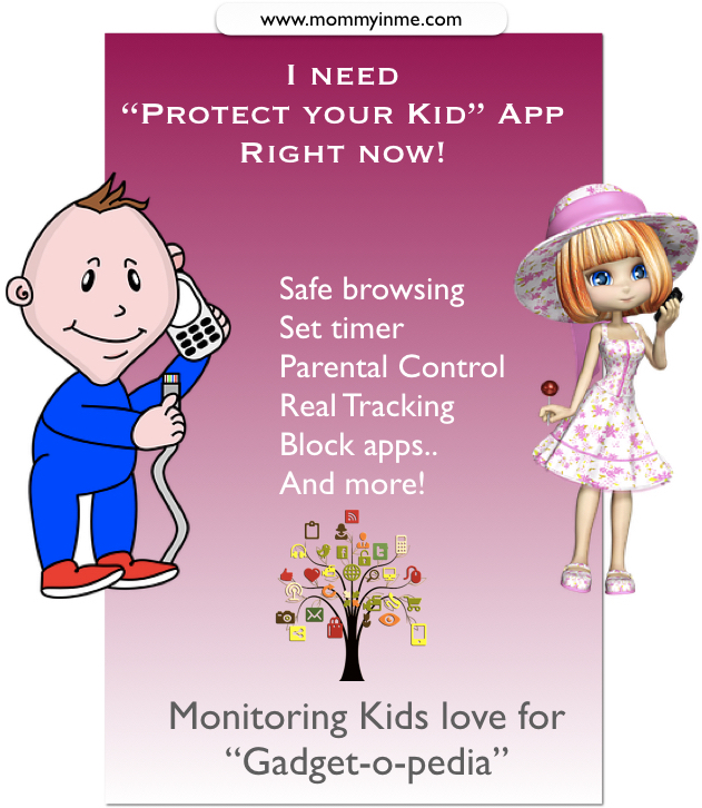 Unaware as to what your kids are viewing on their digital devices? Then you need to downloaded Protect your Kid app, which helps monitoring & track your kid. #cybersafety #protectkids #newapp #forkids #trackingkids #monitorkids #parenthood