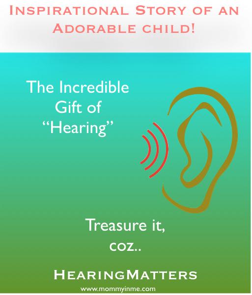 Hearing loss in children: An inspirational story of a winner