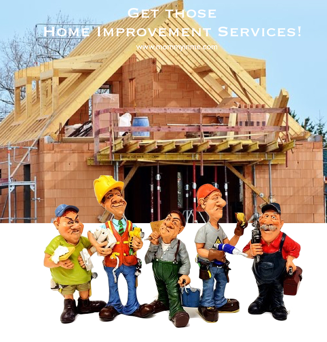 Its summer time and home improvement services have become a must. Kickstart those summers with good services #home #homeimprovement #services #houseservices