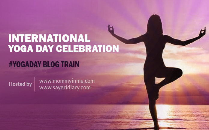 Yoga Day Blog Train