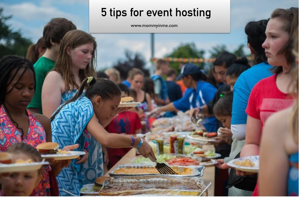 events are important part in our lives and hosting a great event is always memorable. Here are 5 amazing tips for you to host a memorable event #event #eventhosting #party #celebration