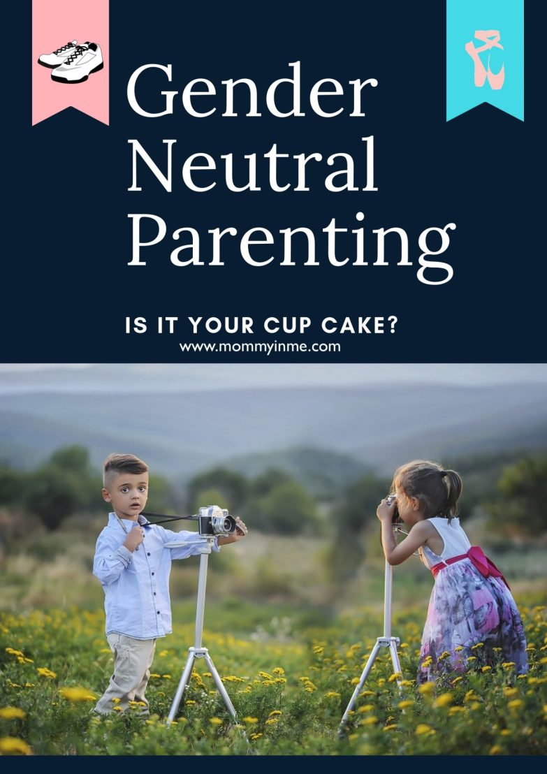 Are you a gender neutral parent? What does gender Neutral Parenting means? Kids who are raised in gender neutral environment have access to many more opportunities, have better imaginative powers, and are at lower risk on mental health issues during adolescence. #parenting #genderneutrality #equality #raisingkids #raisingchildren #positiveparenting