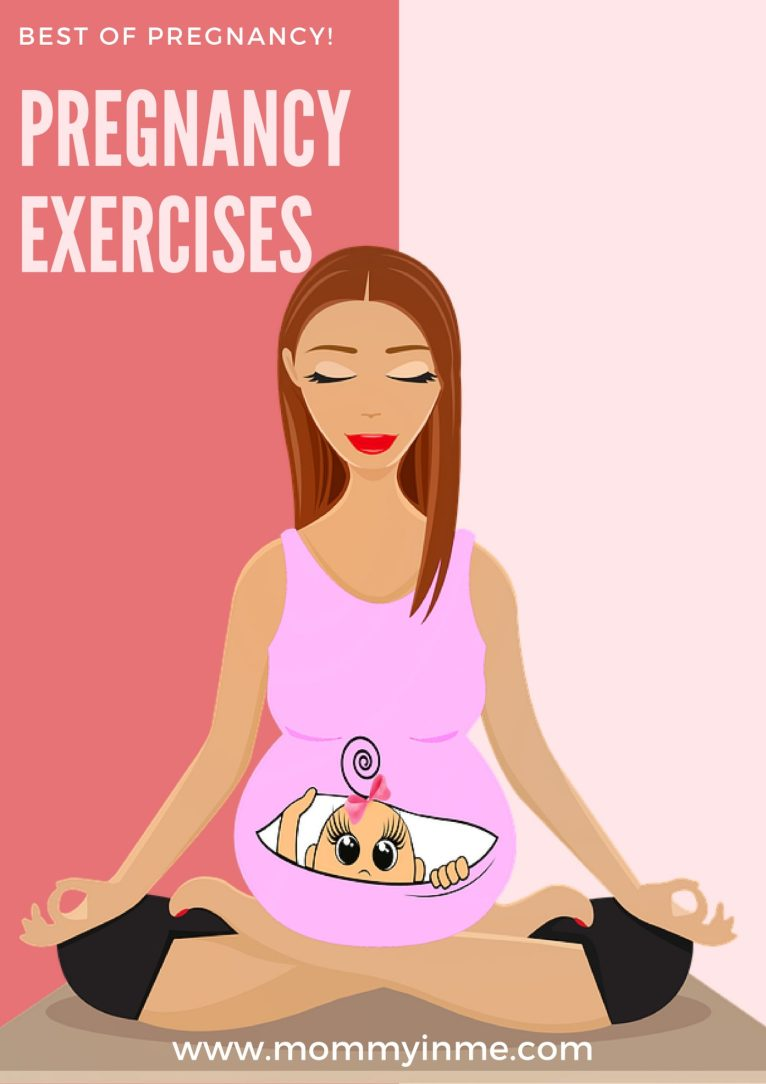 Exercise is highly beneficial during pregnancy, not only for your own health but also for your unborn baby. Read to know best exercises during pregnancy. #pregnancyexercise #pregnancy #pregnant #exercise #squats #swimming #dancing