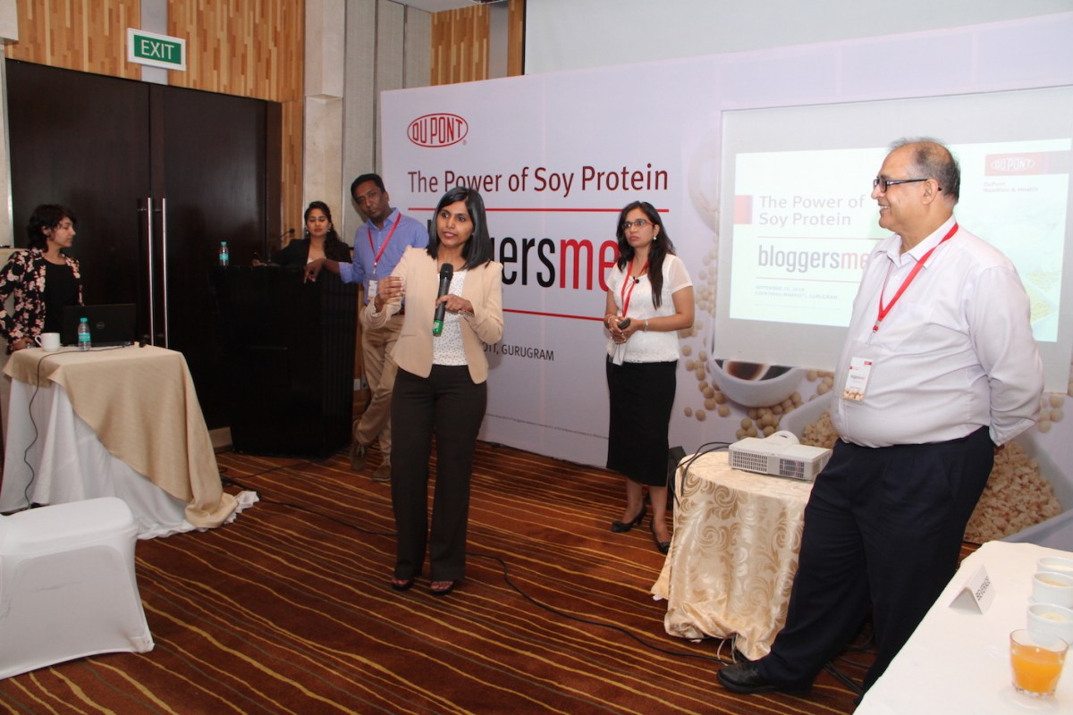 Soybean is a great plant based source of proteins. It is a complete protein as it provides all 9 eseential amino acids required for tissue synthesis. Soy protein is important for Weight loss, better heart health, lowering high Blood pressure, lowering cholesterol levels and more. Read to know more of SOy awareness by DuPont . #soybean #soyprotein #proteinawareness #DuPont #protein #weightloss #healthyfood