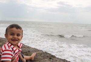 Our Goa experience : Morjim beach