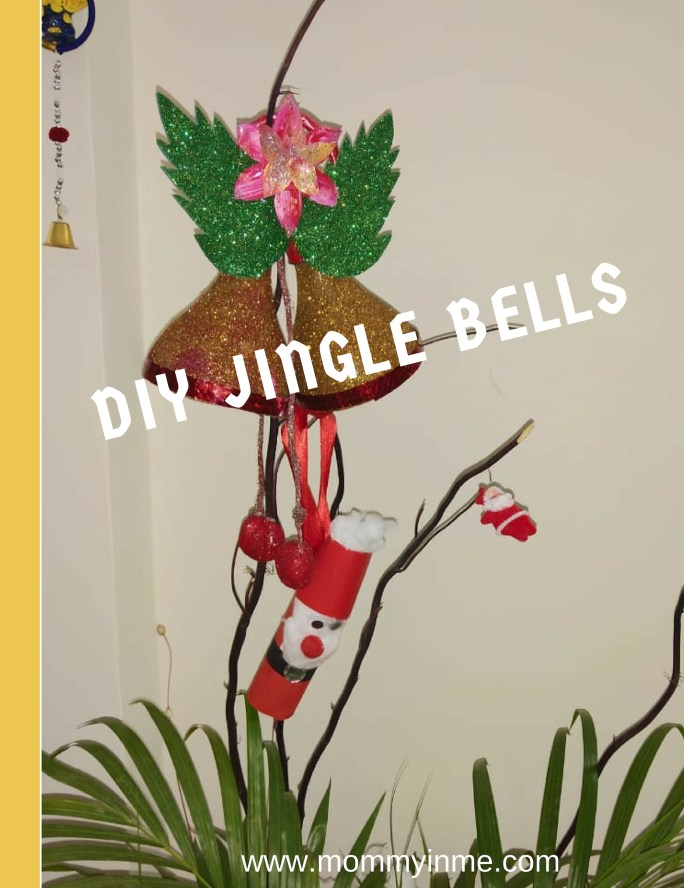 It's time that we decorate our homes, its Christmas. But how about reusing the accumulated Plastic bottles for some crafts? Check some DIY PET plastic craft. We've made JIngle bells out of 2 PET plastic bottles as a Christmas decor. Read and have fun. #christmas #christmasdecor #merrychristmas #decor #jinglebells #DIY #plasticreuse #recycle #PACE