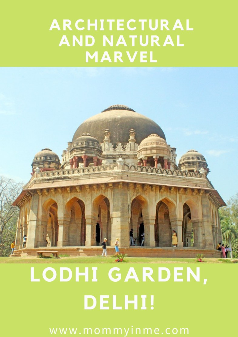 What are the best tourist attractions in Delhi? Delhi is rich in history and heritage, and Lodhi Garden is one such nature's paradise you ought to see. A must visit attraction if you are travelling to Delhi. #Delhi #sodelhi #mustvisit #lodhigarden #historical #architecture #historyofdelhi