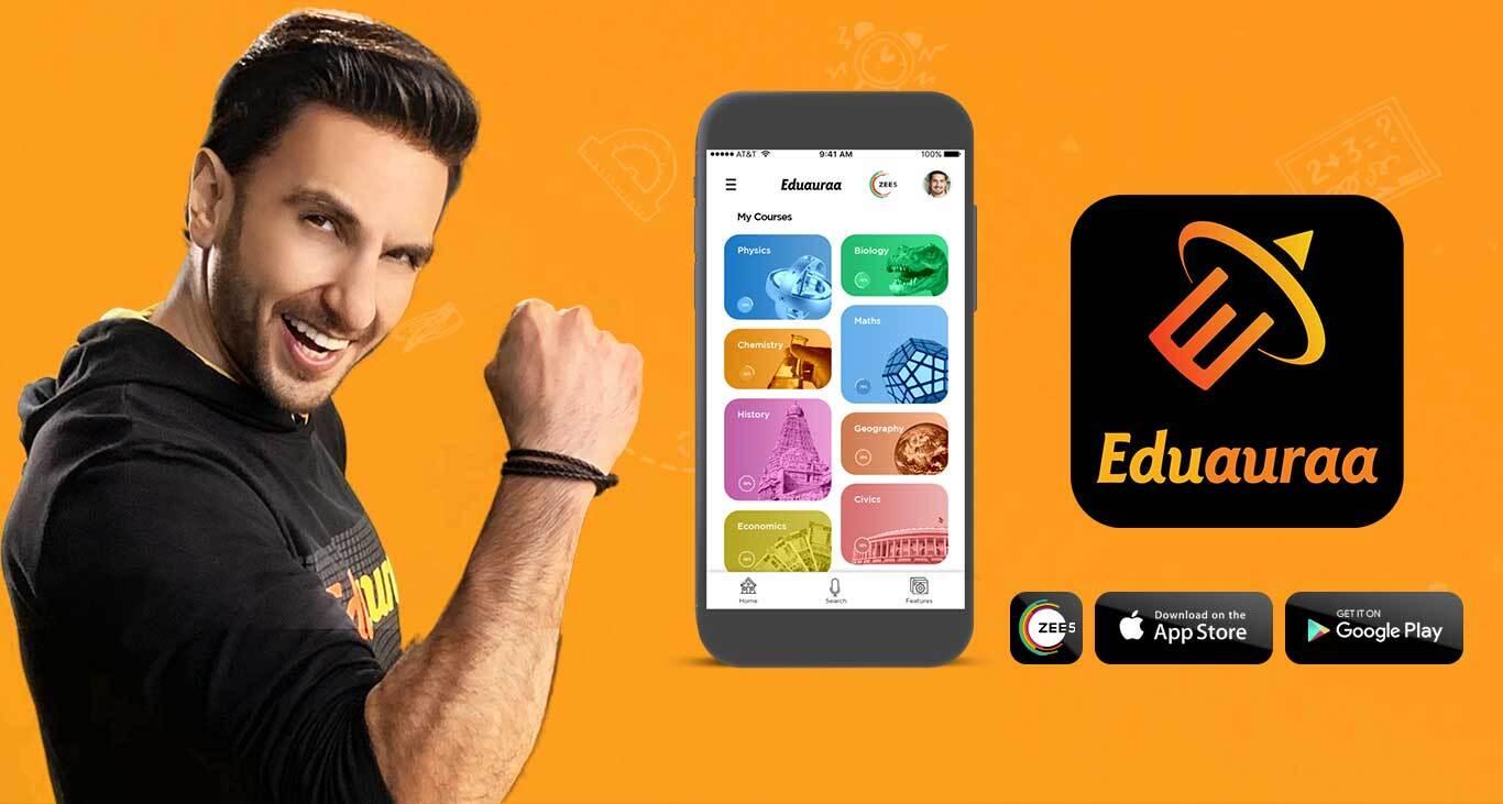 Eduauraa : High quality Online educational app by ZEE5