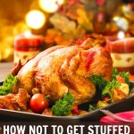 How Not to Get (too) STUFFED on Thanksgiving!
