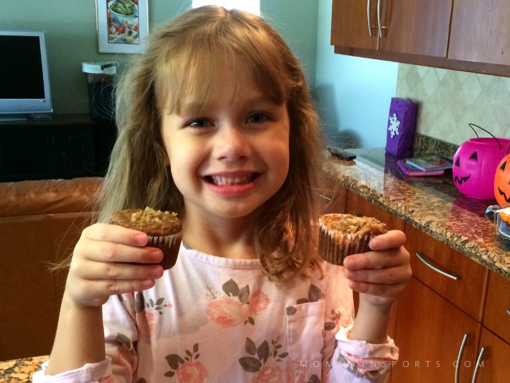 Paleo Muffins Lila