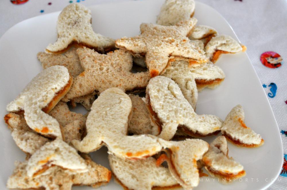 Ariel Sandwiches