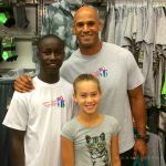 Jason Taylor Foundation Goes Back To School Shopping