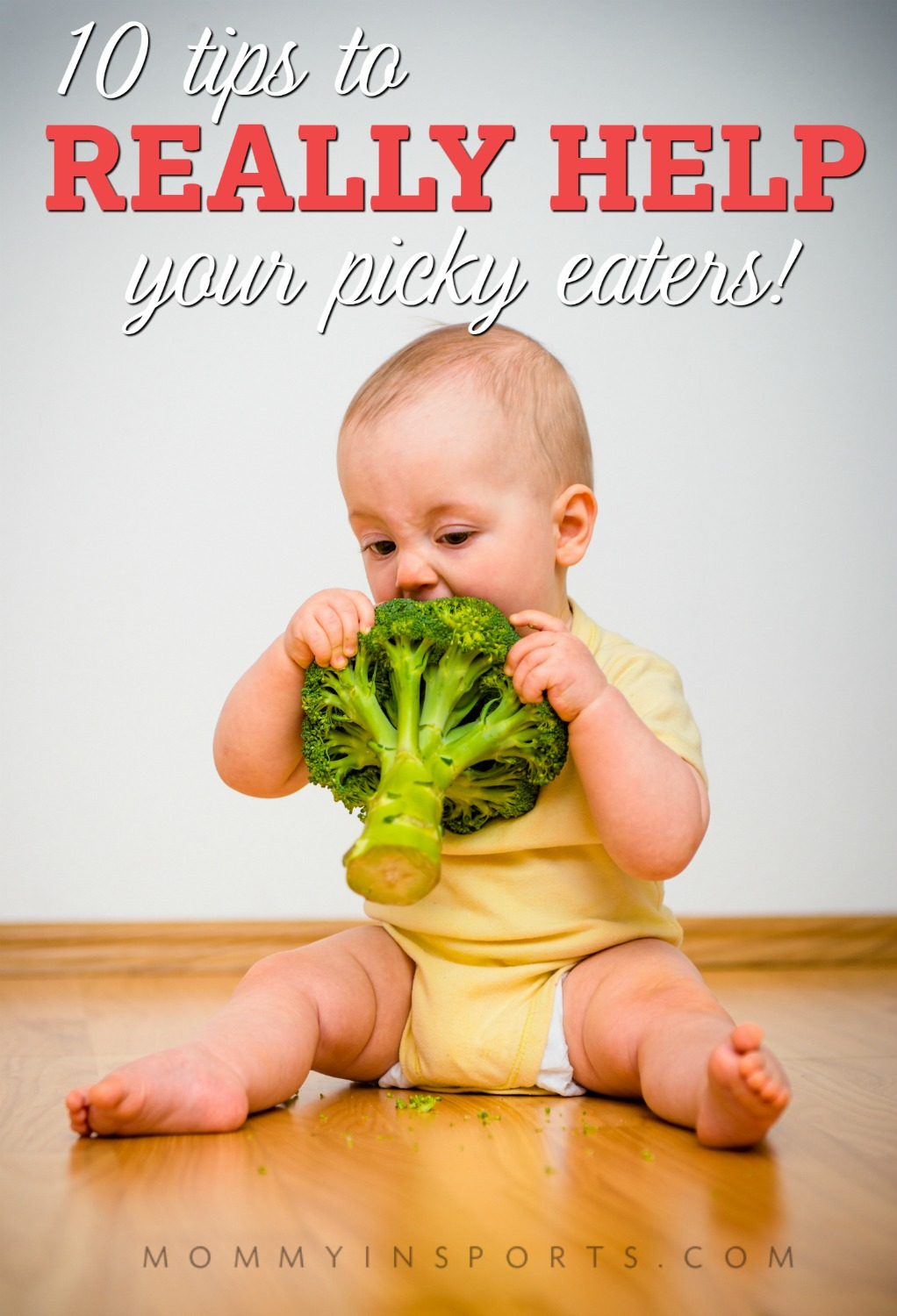 Having a tough time getting your kids to eat...well anything! Try these kid-tested tips, they work, and will encourage your kids to try new foods!