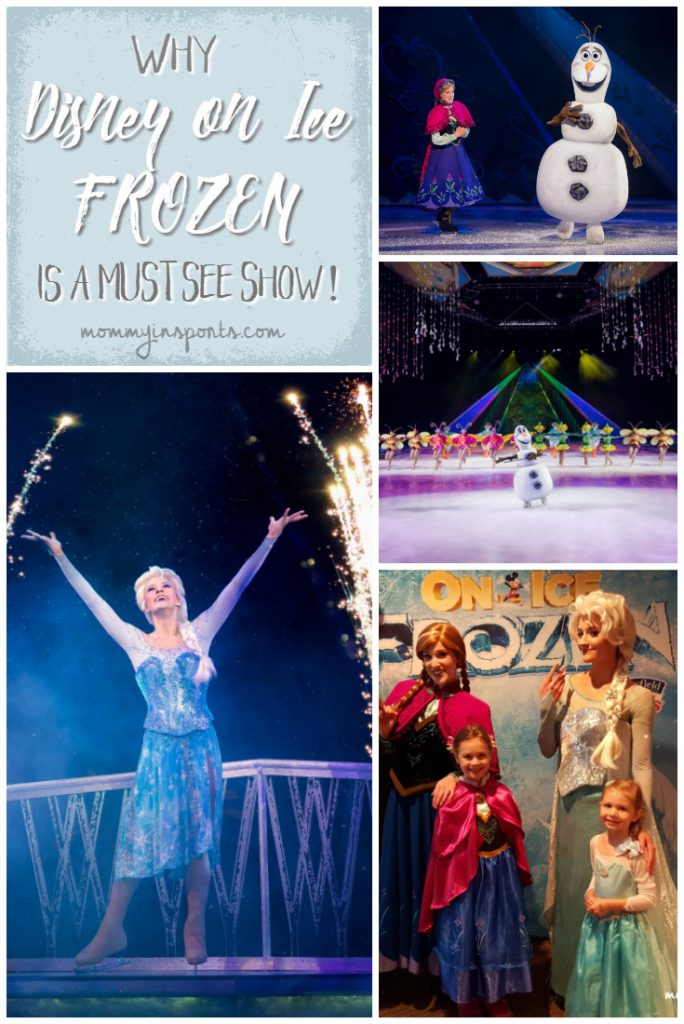 Disney on Ice Frozen is a must see show! Don't miss this magical performance!