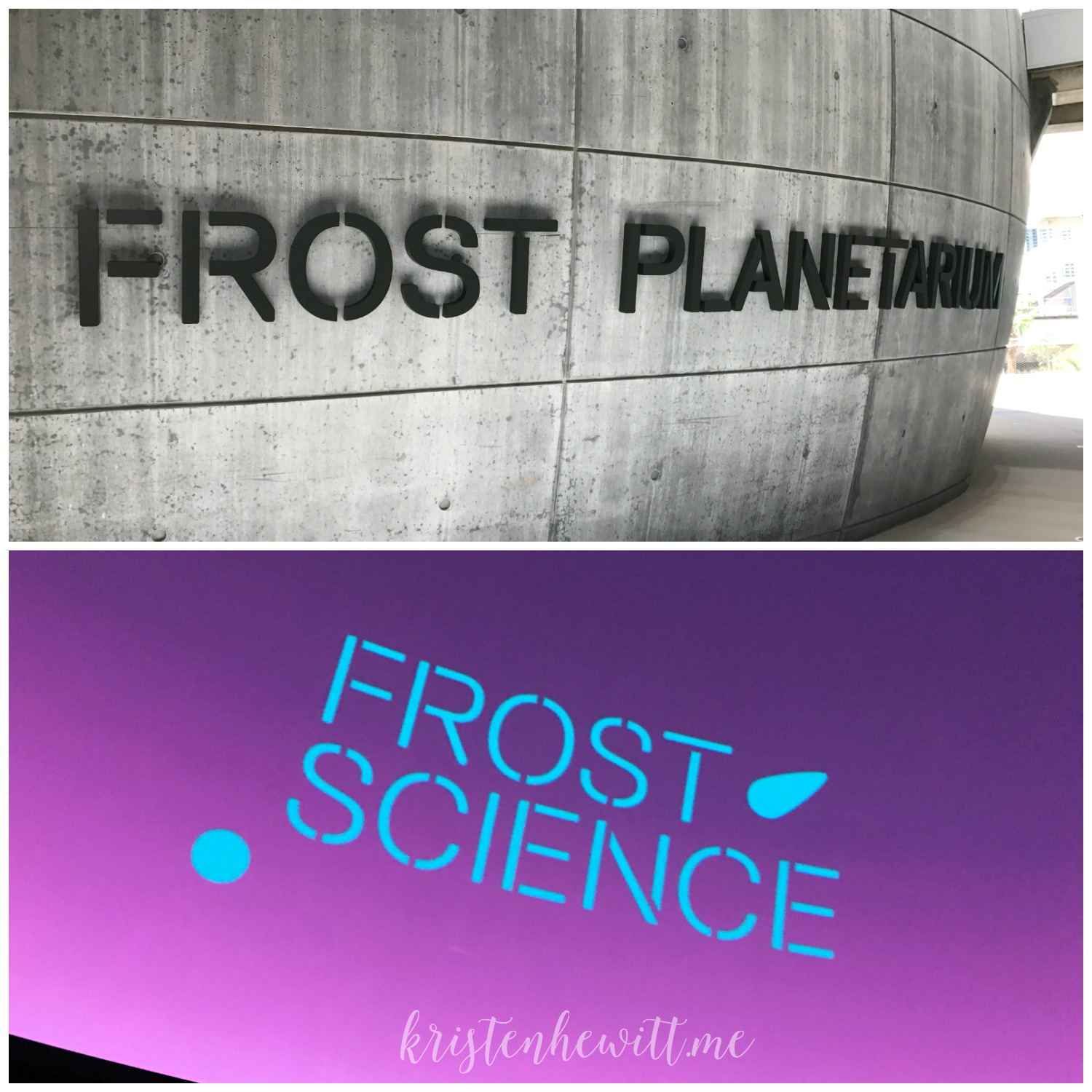 Looking for a place to beat the heat in Miami? Stop by Frost Science and learn what everyone is talking about! A wonderful new learning center.
