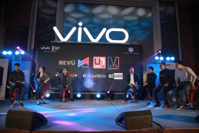 Vivo X21 Launch