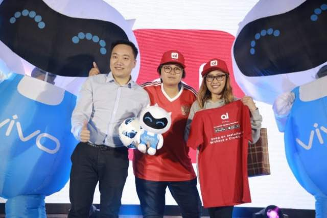 Vivo Philippines partner with Akulaku