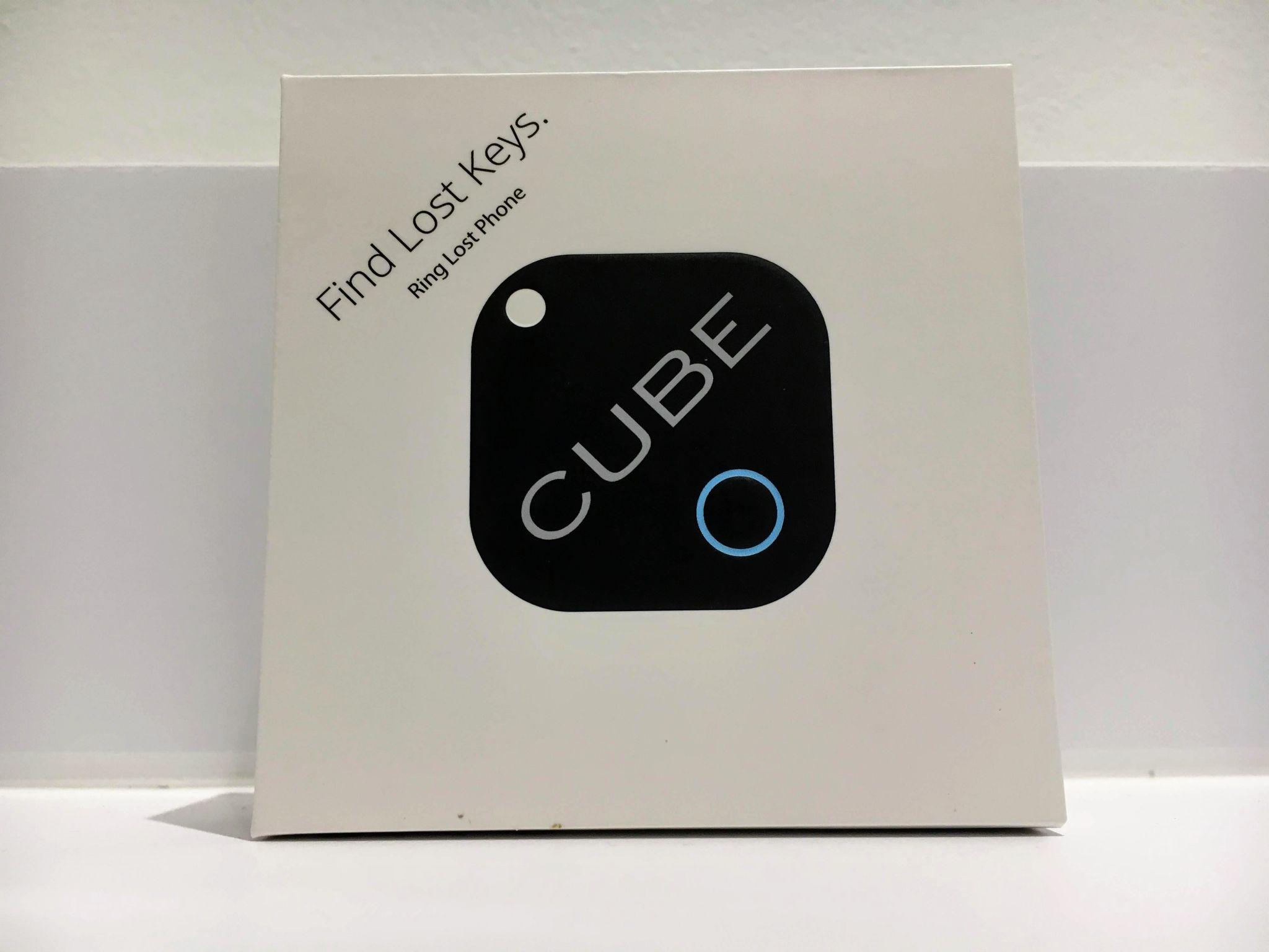 Cube Bluetooth Tracker Box