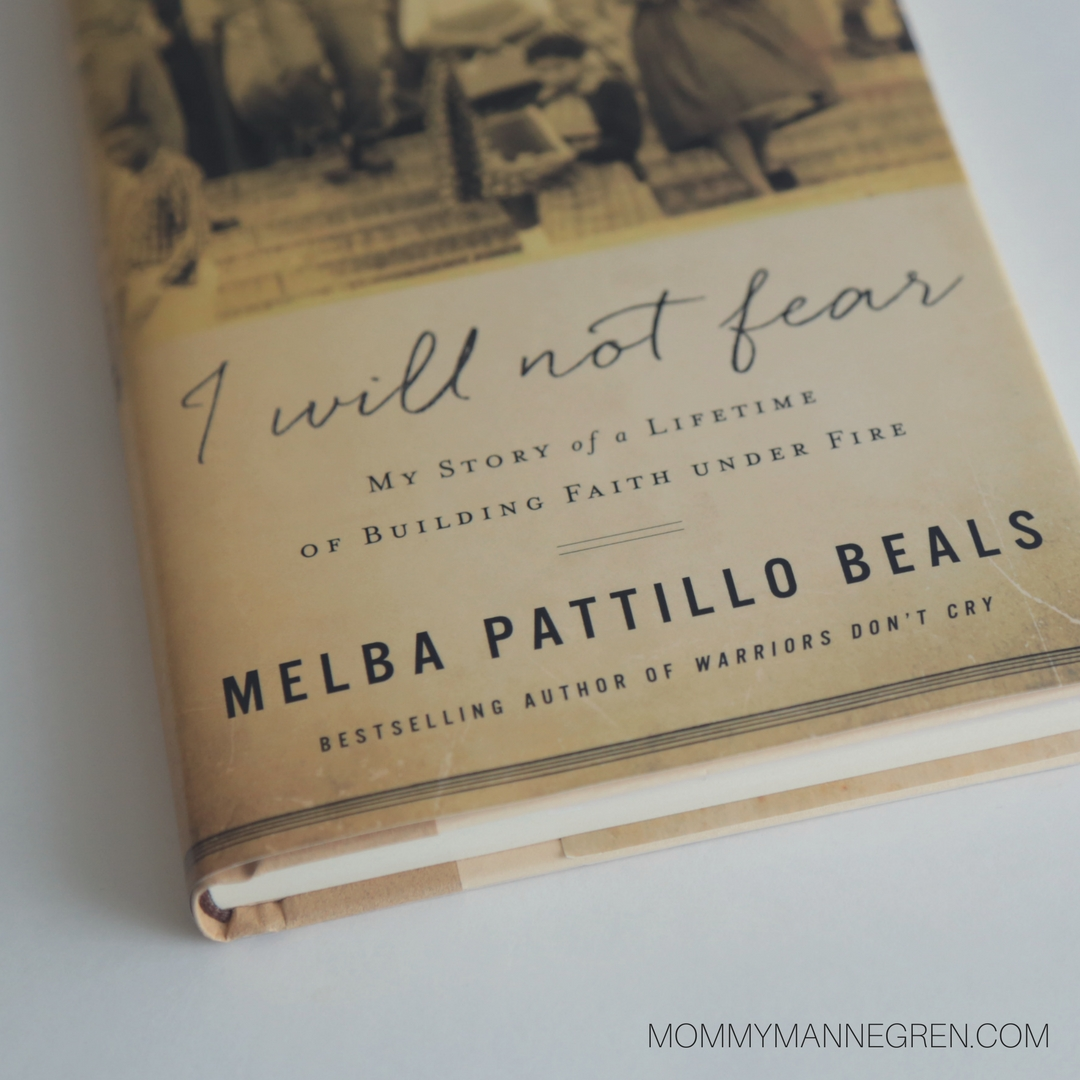 Book Review: I will not fear