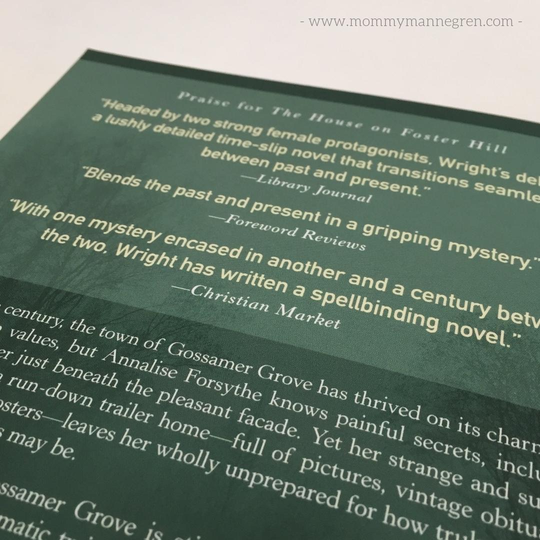 Book Review Gossamer Pond by Jaime Jo Wright.jpg