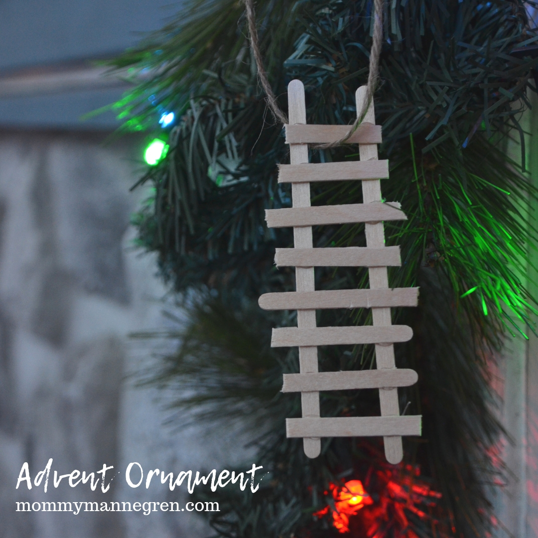 Advent Ornament: Tower of Babel