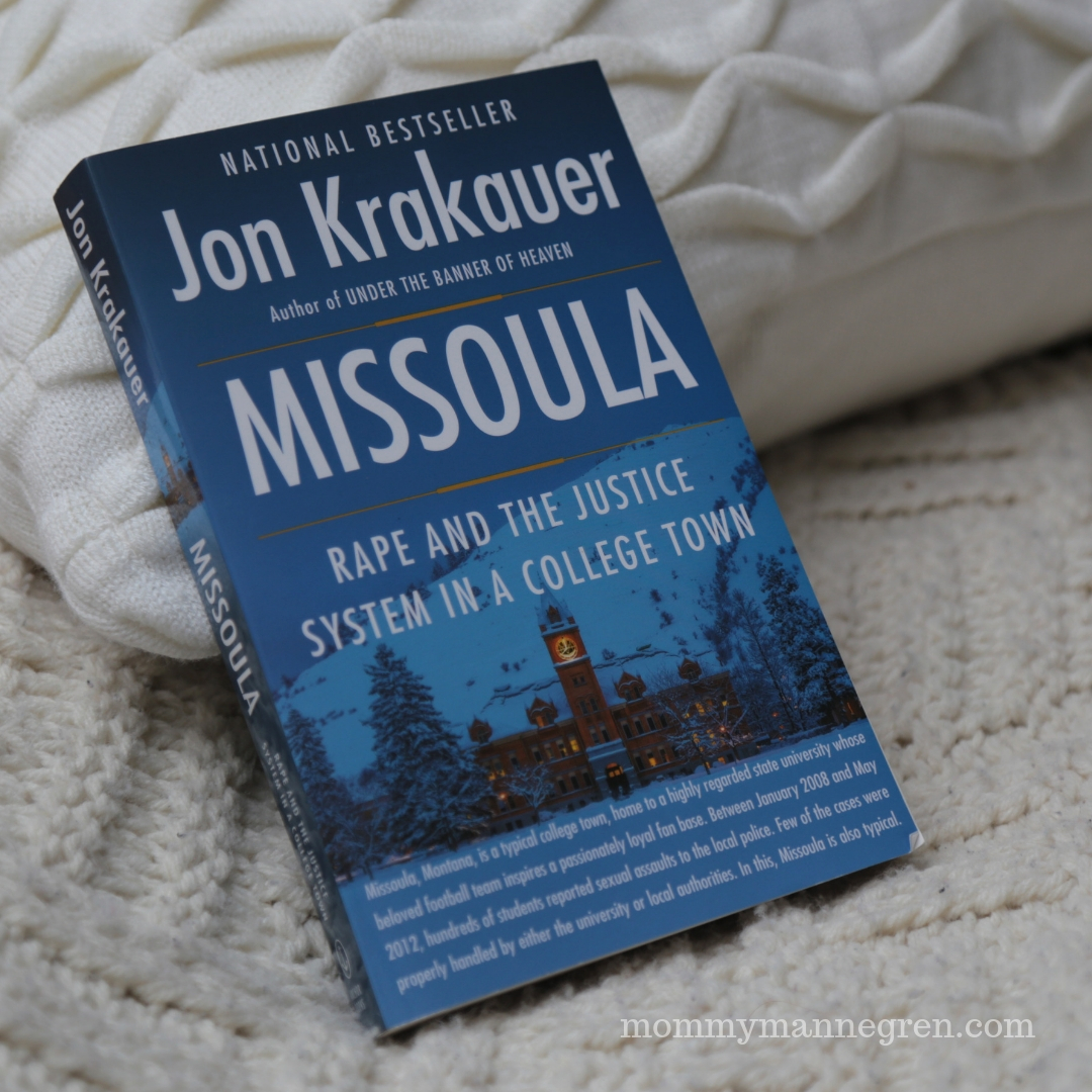 Missoula: Favourite Reads 2018