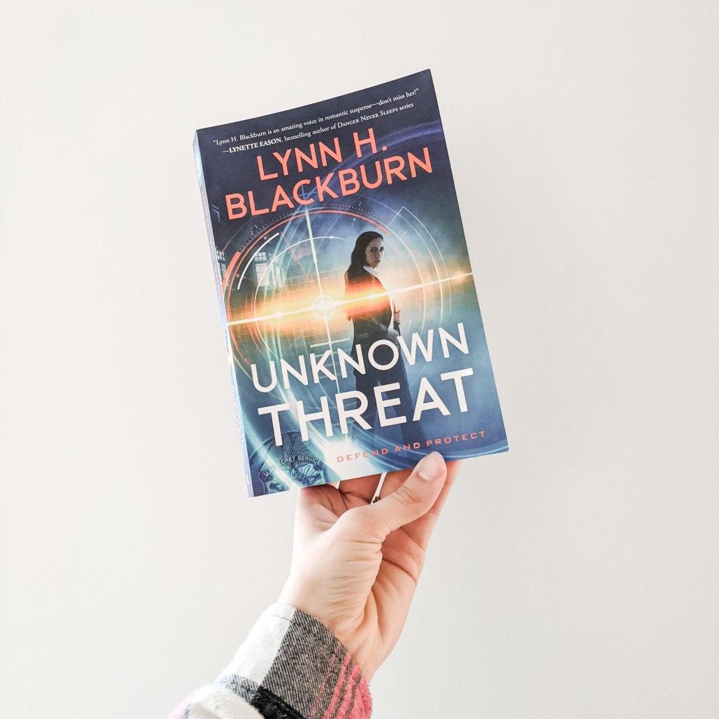 Unknown Threat by Lynn H. Blackburn -- book cover