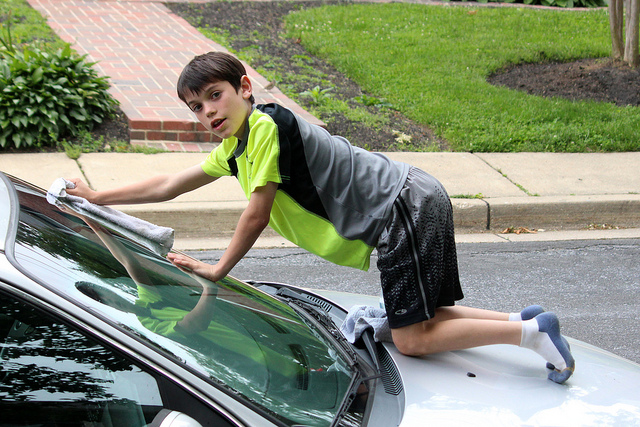 How Do I Make Chores a Part of Our Family Life?