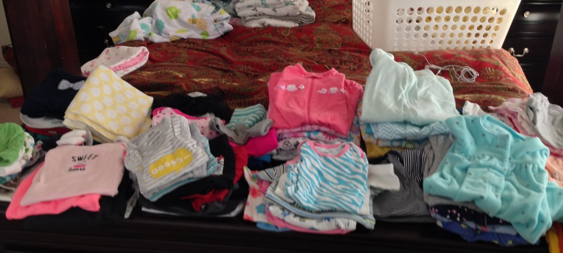 How Do I Store Children's Clothes?