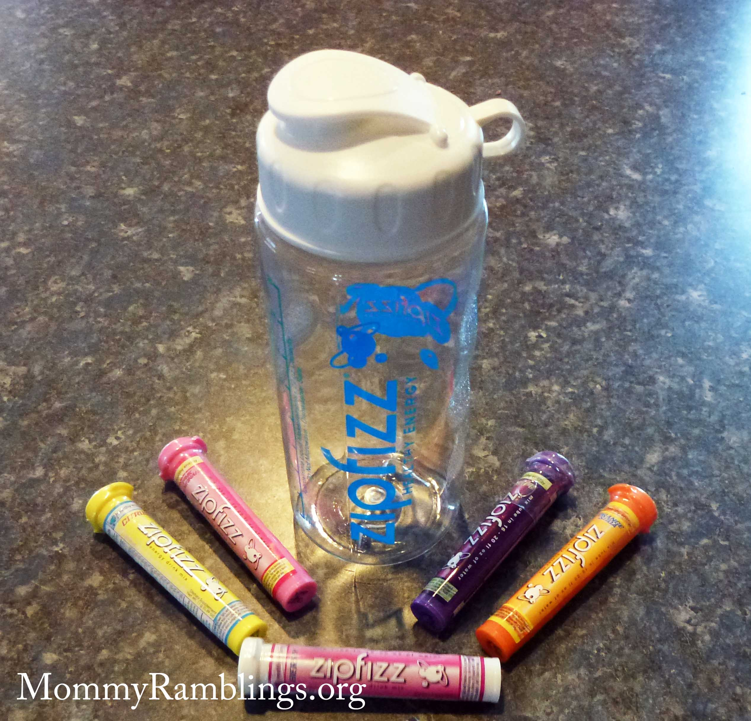 Zipfizz, Healthy Energy Mix 5 day Challenge Review