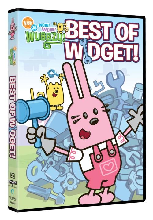 Best of Widget 3D Coverart