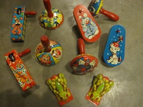 The Tin Noisemakers
