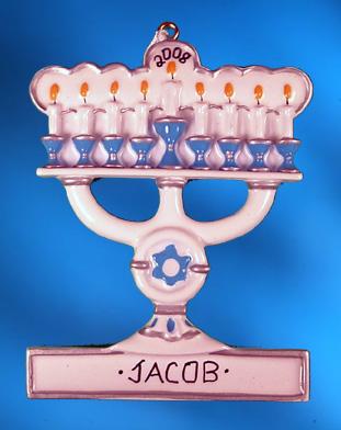 Hanukkah Ornaments!
