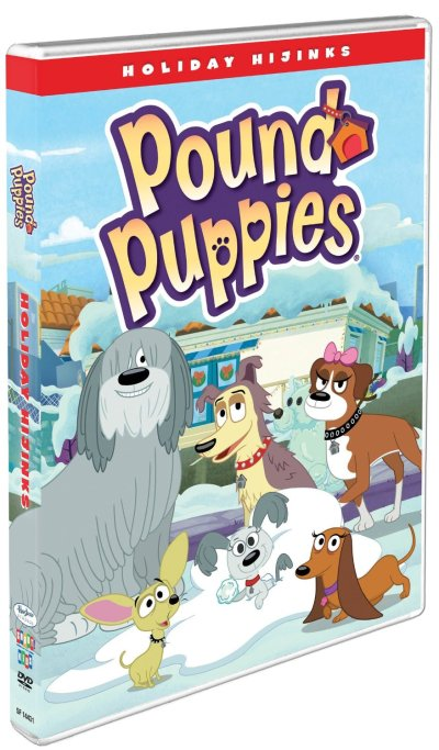 Pound Puppies Holiday Hijinx