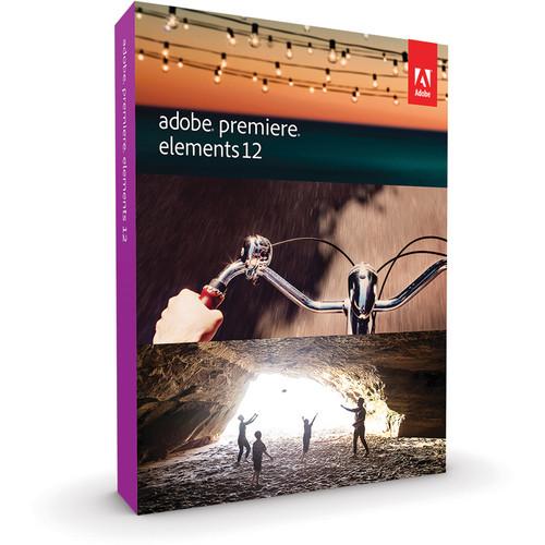 Adobe Premier Elements 12