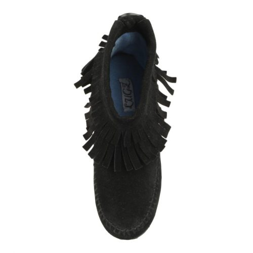 Lugz Slipper Boot Black
