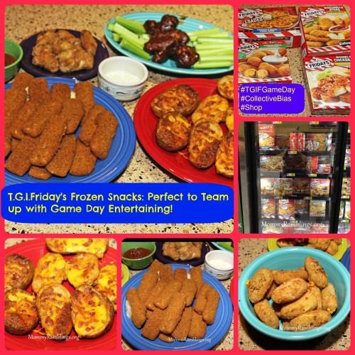 TGI Friday's Frozen Snacks-#tgifgameday-#cbias-#shop
