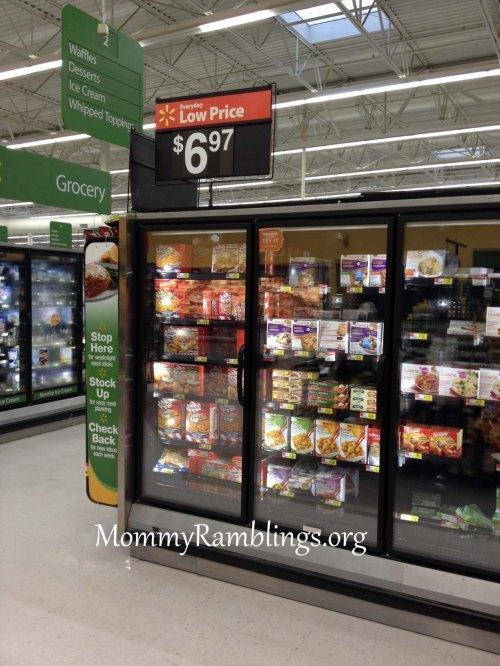 Walmart Store- T.G.I Friday's- Frozen Snacks- #TGIFGameDay- #Cbias- #Shop