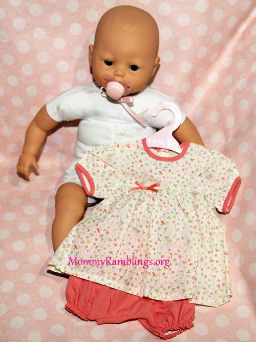 Corolle-Lila-Doll- Happiness-Bloomers