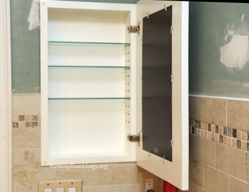 Concealed Cabinet 2
