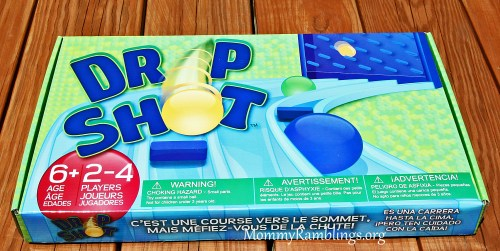 PlaSmart-Drop-Shot-Race-Game