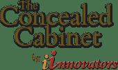 concealed cabinet logo