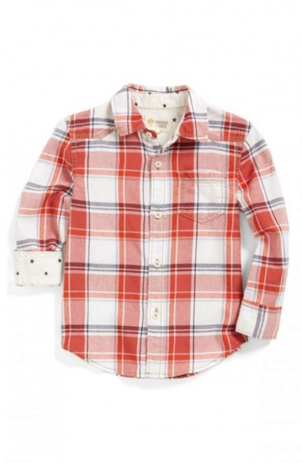 Tucker Tate Conrad Plaid Shirt