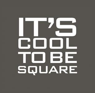Icube ItsCoolToBeSquare