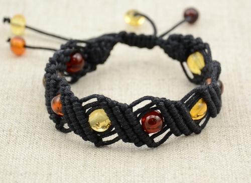 mens-Amber -bracelet