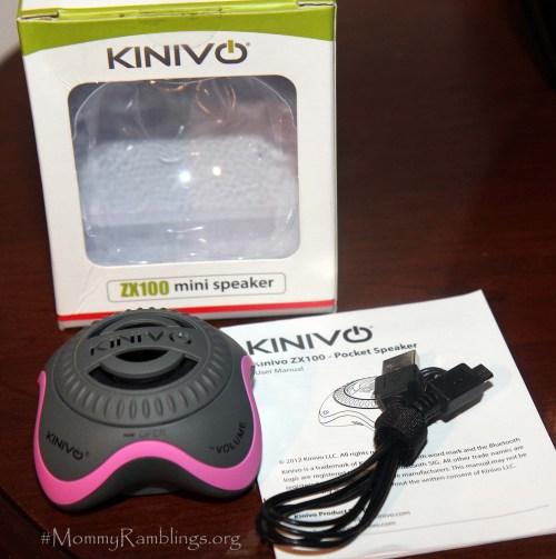 Kinivo speaker my pic