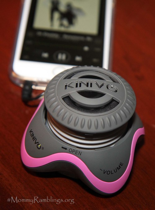 kinivo speaker with phone mine