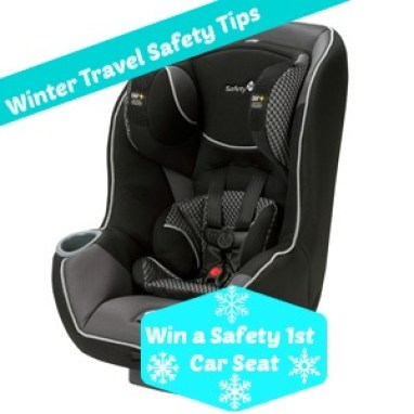 safety 1st-St. Germain Car SEat- Winter Travel