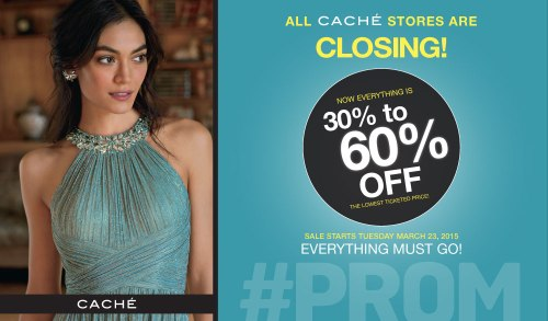 Cache Stores Closing Image