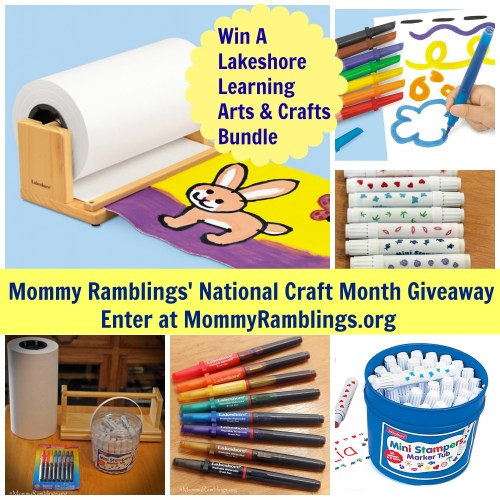 Lakeshore Learning Giveaway Collage